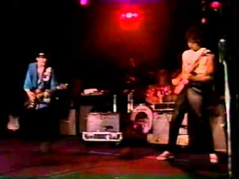 Stevie Ray Vaughan with Jeff Beck, Jimmie Vaughan&Angela Strehli