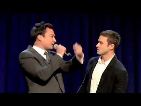Jimmy Fallon & Justin Timberlake History of Rap 2 & 3
