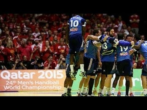 EHF EURO 2014 | DENMARK vs FRANCE - Finals (Placement Match 1/2)