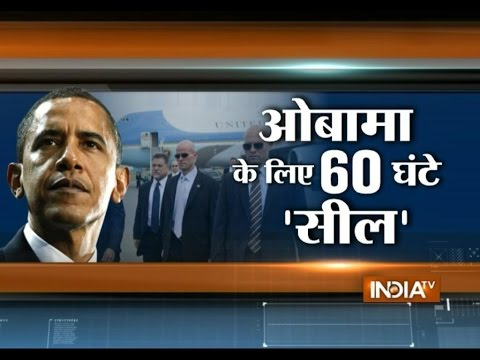 Obama jets off to Delhi as US and India enter new era of goodwill