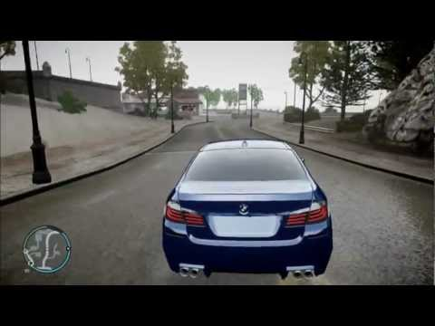 GTA IV - 2013 BMW M5 (f10)- Best Graphics