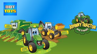 Videos de tractores infantiles de juguete, app para iPhone Johnny Tractor And Friends
