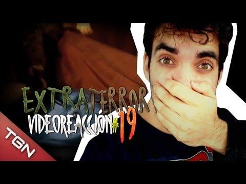 Extra Terror Video reacción 19# Amy´s Torch JUMPSCARE