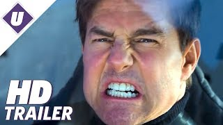 Mission Impossible: Fallout - Official Trailer (2018) | Tom Cruise, Simon Pegg,