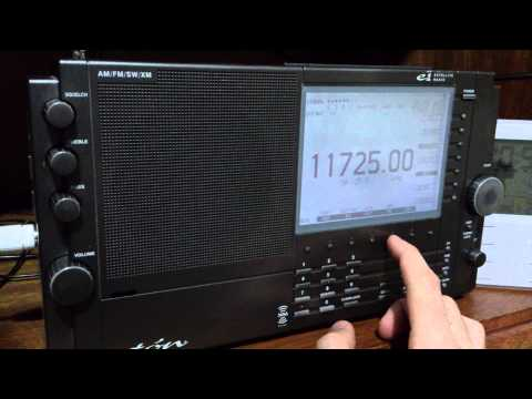 Radio New Zealand International - 11925 kHz