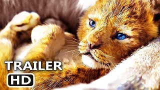 THE LION KING Official Teaser Trailer (2019) New Disney Movie HD