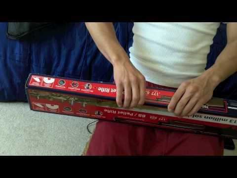 $30 Crosman - BB Gun/Rifle REVIEW - 625 fps