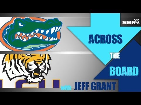 College Football Picks: Florida Gators vs. LSU Tigers
