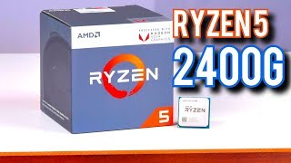 Is The Ryzen 5 2400G All You Need For Budget PC Gaming??