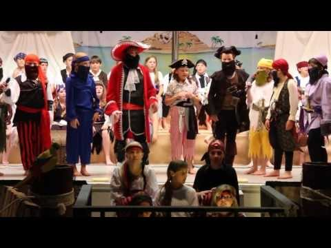 "Trailer:  Claiborne Academy Presents:   ""Pirates"" (A Musical)"