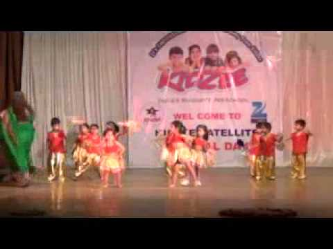 Kidzee Saellite Annual Function 2012- chak dhoom dhoom.mp4