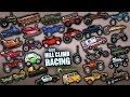 Hill Climb Racing - All 31 Vehicles Fully Upgraded Gameplay