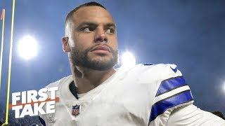 Dak Prescott is the most disrespected quarterback in the NFL – McFarland | First Take