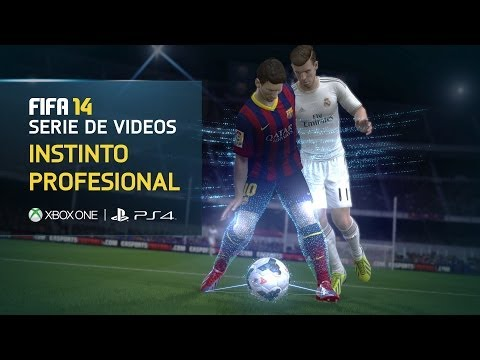 FIFA 14 Xbox One y PS4 - Instinto Profesional - Serie de videos