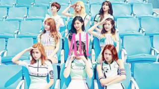 "How would Twice sing AOA ""Good Luck"""