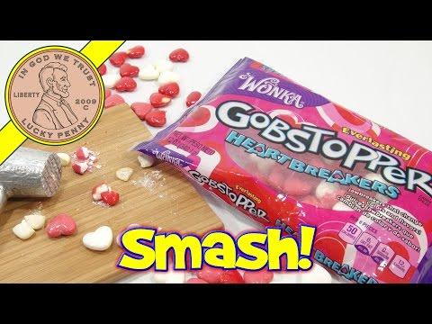 Wonka Gobstoppers Heartbreakers - Tasty Layers!