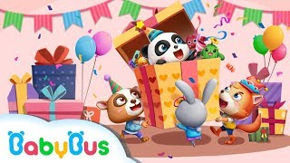 Baby Panda's Theme Party | Halloween Party | Ice Cream | Kids Games | Game Trailer | BabyBus Game