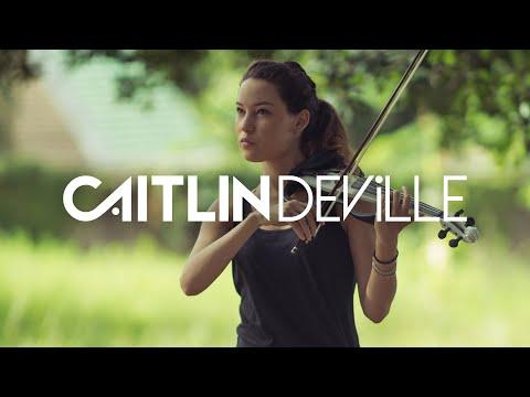Shape of You (Ed Sheeran) - Electric Violin Cover   Caitlin De Ville