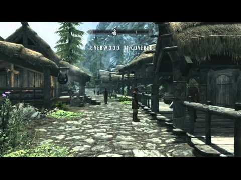 YogTrailers - Skyrim Teaser Part 1