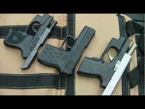 Diamondback DB9 vs Kahr PM9