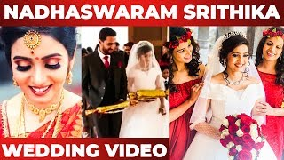 Full Video: Nadhaswaram Serial Actress Srithika Married! Super Cute Wedding!