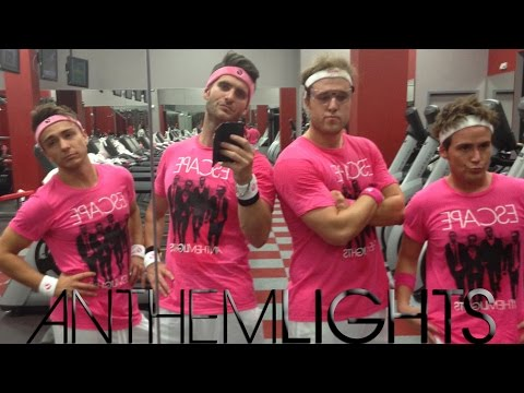 Anthem Lights - run Away (official Treadmill Craziness) video