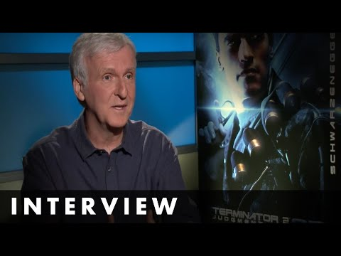 TERMINATOR 2: 3D - New Interview With James Cameron