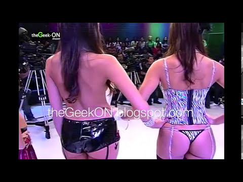 Juju Salimeni desfilando lingerie •  FULL VIDEO