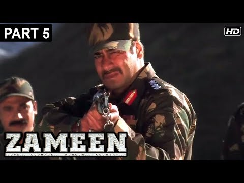 Zameen Hindi Movie HD | Part 5 | Ajay Devgan, Abhishek Bachchan, Bipasha | Latest Hindi Movies