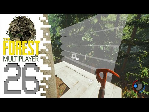 The Forest (Multiplayer) - EP26 - Moving!