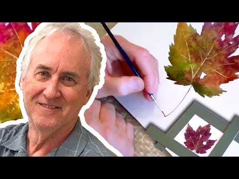 How To Paint a Watercolor Pt1 - Beginner Lesson