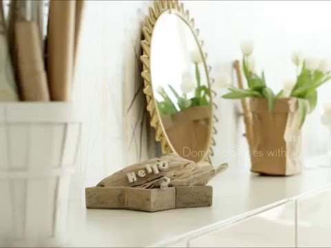 Inexpensive home decoration ideas.wmv