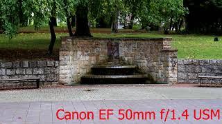 Hlučnost objektivů Canon | pískání při ostření | moje Tajemno