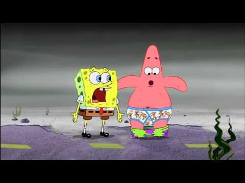 Patricks Goofy Goober Underwear