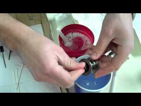 Cleaning a Baitcasting Reel (