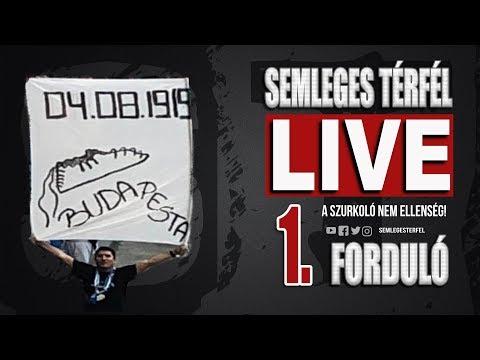 """ST Live [KUPANAP+ NB1] - """"Halott magyar a jó magyar!"""" és a szezonkezdet"""