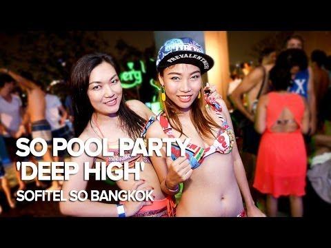 SO POOL PARTY at Sofitel So Bangkok