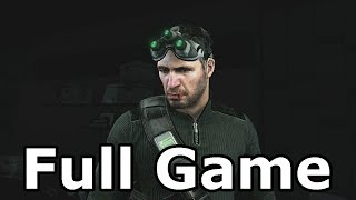 Splinter Cell Conviction Walkthrough Part 1 Full Game - Longplay No Commentary (Xbox One)