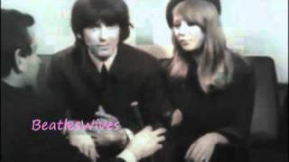 George Harrison & Pattie Boyd Interview