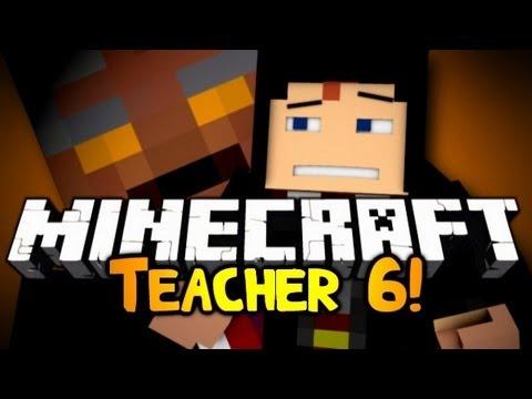Minecraft: Mini Game: Teacher! #6 (Hogwarts Edition!)