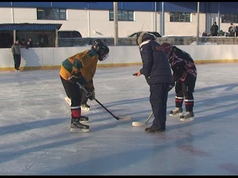 Хоккей с шайбой - Вымпел - Старт