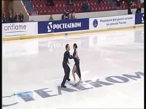 ЧР 2010 ОТ - Ольга Колотилина - Александр Борцов - YouTube
