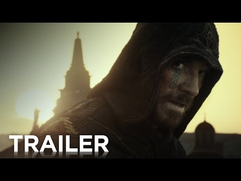 Assassin's Creed | Official HD Trailer #1 | 2016 | Starring Michael Fassbender