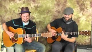 guitar lesson - learn how to play ramble on - led zepplin - easy beginner songs