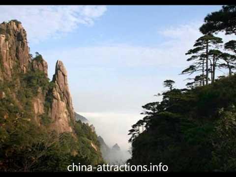 Mountain San Qing Shan, Jiangxi