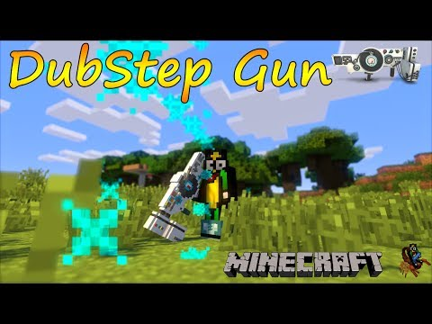 Minecraft 1.7.2 - Instalar Dubstep Gun Mod / Español