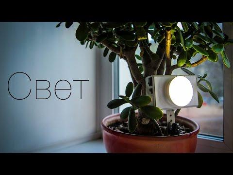 Накамерный фонарь или видеосвет своими руками
