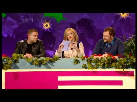 Keith Lemon's Letters To Holly & Fearne