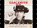 Carl Smith - I Wonder Where You Are Tonight