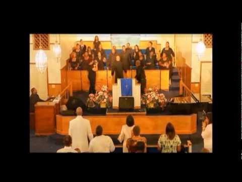 Bishop C.E. White - Tears From My Eyes & Praise Break